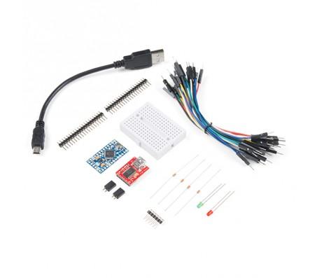 SparkFun Arduino Pro Mini Starter Kit - 5V/16MHz