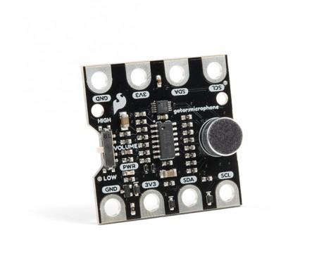 SparkFun gator:microphone - micro:bit Accessory Board