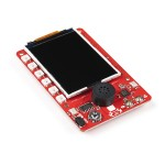 SparkFun Top pHAT for Raspberry Pi