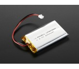 Lithium Ion Battery - 3.7v 2000mAh
