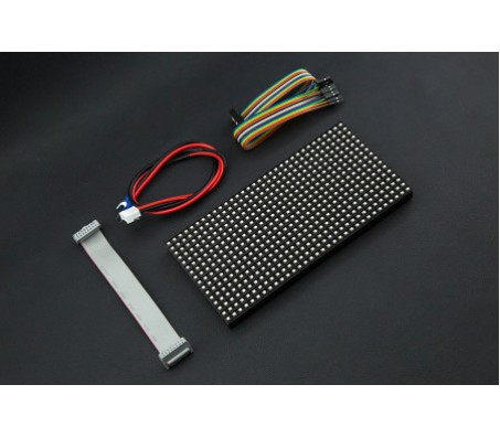 RGB LED Matrix Panel 32x16 (6mm pitch)