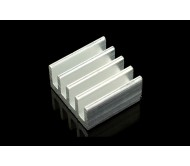 AL Heat Sink (With Adhesive Tape) - 13x13x7mm