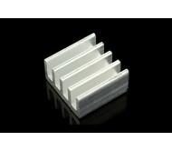 AL Heat Sink (With Adhesive Tape) - 13x13x7mm