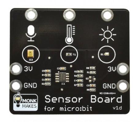 Sensor Board for micro:bit