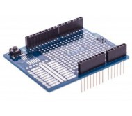 Proto Shield Kit for Arduino UNO - Assembled