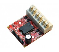 Dual Full Bridge Motor Driver (L298)