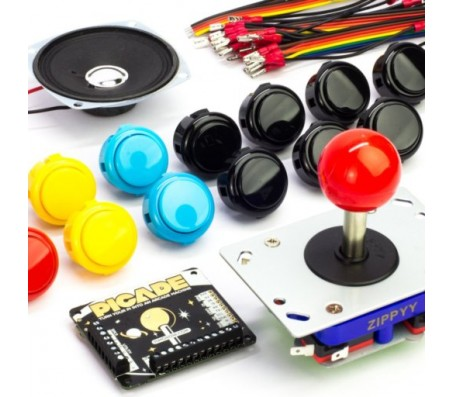 Picade HAT and Parts Kit