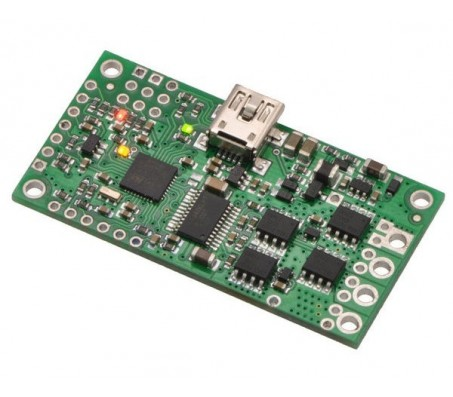 Pololu Simple High-Power Motor Controller 18v15