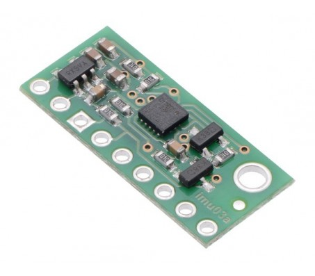 LSM6DS33 3D Accelerometer and Gyro Carrier with Voltage Regulator