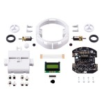 3pi+ 32U4 Robot - Standard Edition (30:1 MP Motors), Standard Kit