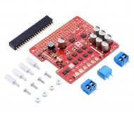 Pololu Dual G2 High-Power Motor Driver 18v18 for Raspberry Pi (Partial Kit)