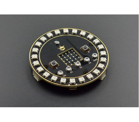 micro: Circular RGB LED Expansion Board