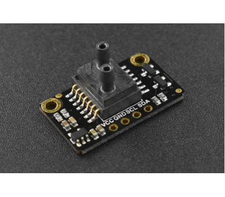 Fermion: LWLP5000 Differential Pressure Sensor - ±500pa (Breakout)