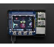 """PiTFT 2.2"""" HAT Mini Kit - 320x240 2.2"""" TFT - No Touch"""