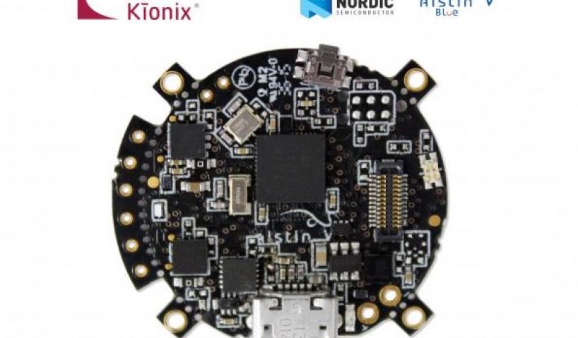 Wearables sensor platform from iProtoXi