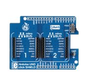 Arduino UNO Click Shield