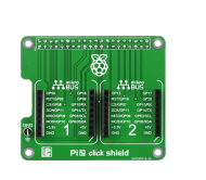 Pi 2 Click Shield