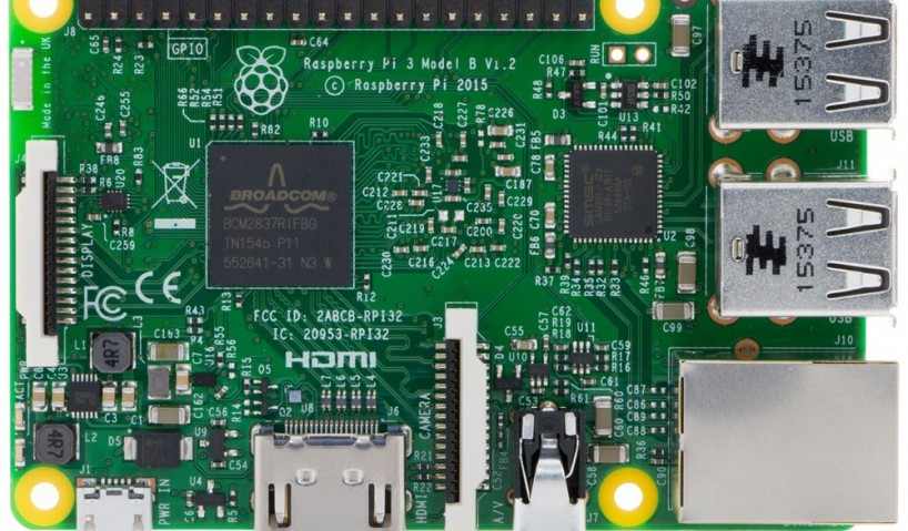 NEW Raspberry Pi 3 in stock!