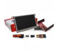 4D Systems - uLCD-43PT-Arduino Starter Kit