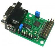 Serial 8-Servo Controller (Assembled)