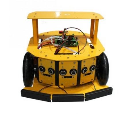 2WD Mobile Robot Kit