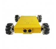 4WD Mecanum Wheel Mobile Robot Kit