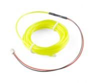 EL Wire - Fluorescent-Green 3m