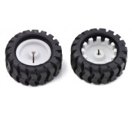 Wheel 42 x19mm (Pair)