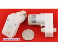 228:1 Plastic Gearmotor Offset Output