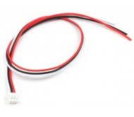 "3-Pin Female JST PH-Style 12"" Cable for Distance Sensors"