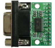 Pololu 23201a Serial Adapter Fully Assembled