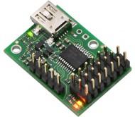 Micro Maestro 6-Channel USB Servo Controller (Assembled)