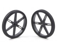 Pololu Wheel 90 x 10mm Pair - Black