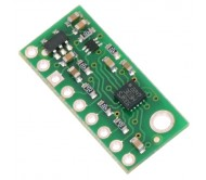 LSM303D 3D Compass and Accelerometer Carrier with Voltage Reg