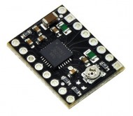 A4988 Stepper Motor Driver Carrier, Black Edition