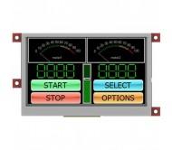 4D Systems - uLCD-43PT (SGC/GFX)