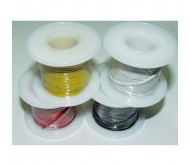 Hook-up Wire - Yellow