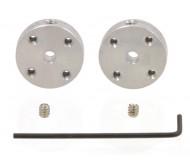 Pololu Universal Aluminum Mounting Hub for 4mm Shaft, M3 Holes