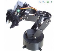 6-DOF Robotic Arm