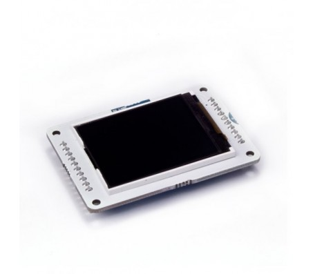 "Arduino 1.77"" SPI LCD Module with SD"