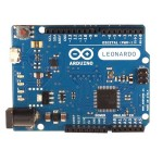 Arduino Leonardo (With Headers)
