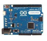 Arduino Leonardo (With Headers)