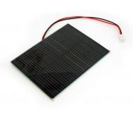 1W Solar Panel 80 x 100 mm