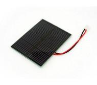 0.5W Solar Panel 55 x 70 mm