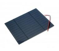 3W Solar Panel 138 x 160 mm