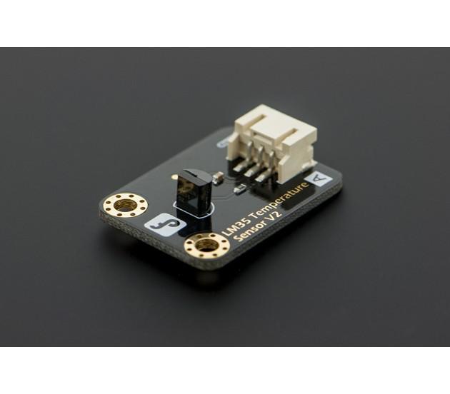 Lm analog linear temperature sensor