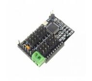 Flyduino - A 12 Servo Controller (Arduino Compatible)