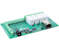 ETH484 - 16Amp, 4 Channel Relay Module