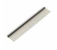 1 x 40 Pin Header - Long Straight