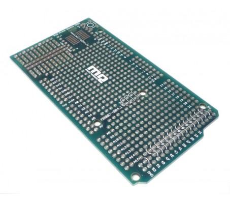 PCB Proto Shield for Arduino MEGA